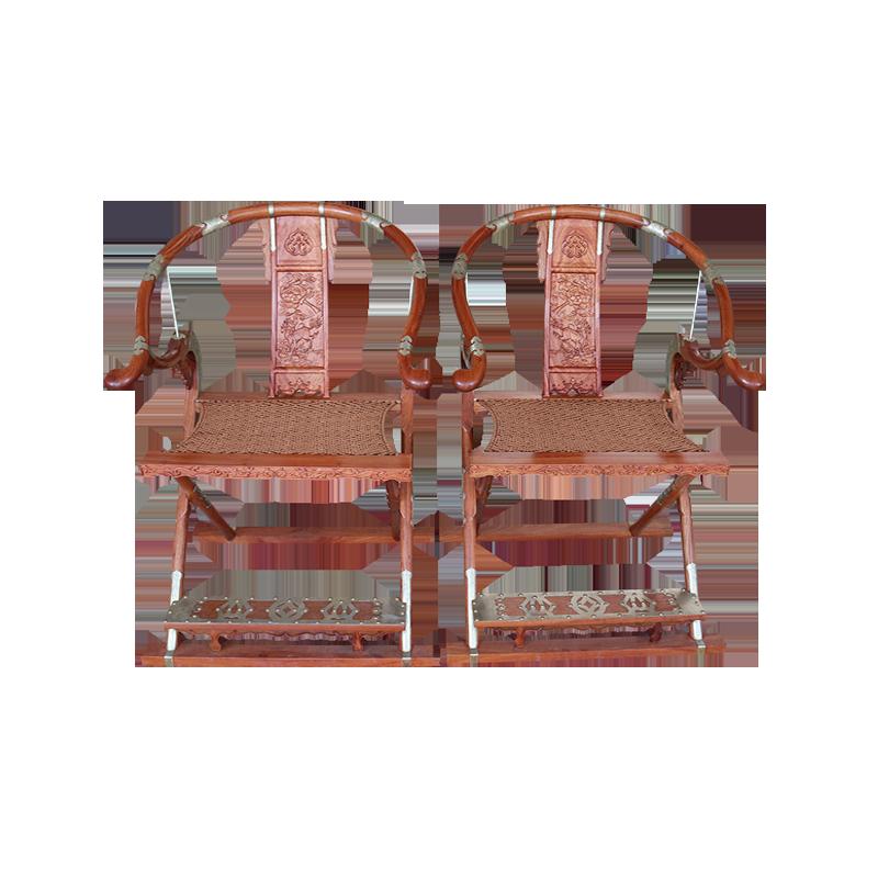 缅甸花梨交椅